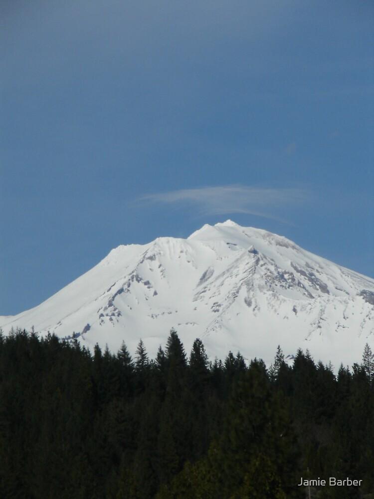 Mt. Shasta by Jamie Barber