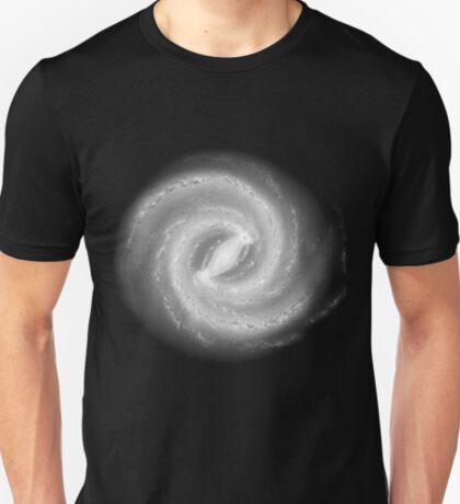 Milky Way Galaxy —White T-Shirt