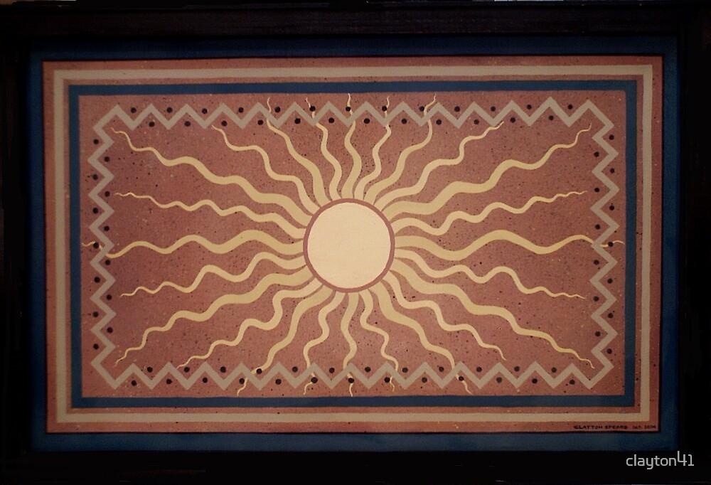 SOUTHWESTERN SUN by clayton41