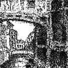 Bridge of Sighs (scribble) by Flux