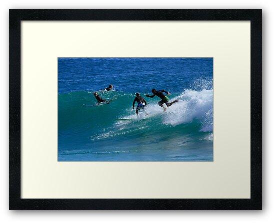 Wave Runner by Noel Elliot