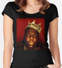Biggie Smalls Women's Fitted Scoop T-Shirt