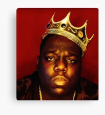Lienzo Biggie Smalls