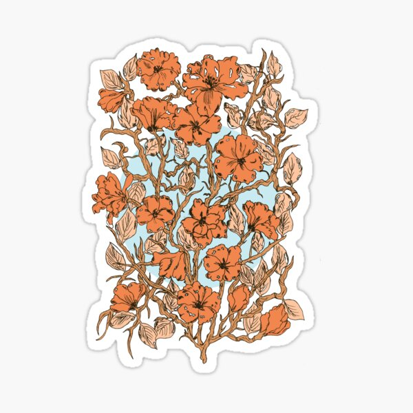 Spring Sticker