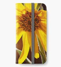 Yellow Daisy iPhone Wallet/Case/Skin
