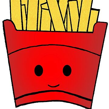 Do not touch my fries. by pommunist