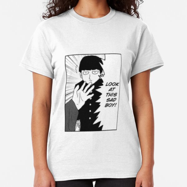 a sad boy  Classic T-Shirt