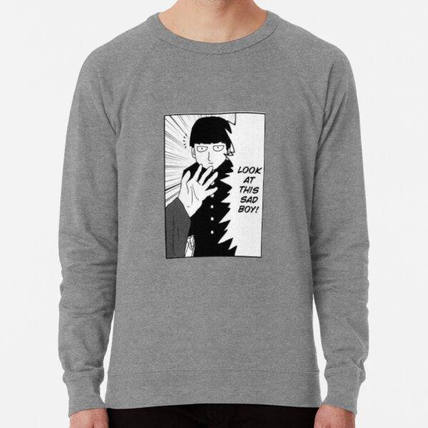 a sad boy  Lightweight Sweatshirt