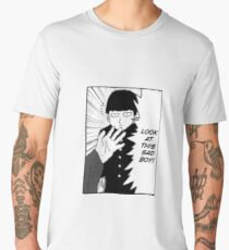 a sad boy  Men's Premium T-Shirt