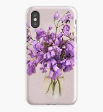 Jacaranda Bloom iPhone Case