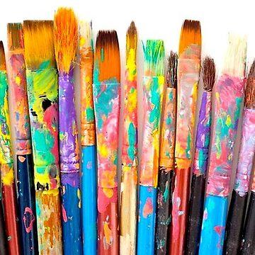 Art Pencils by MyAwesomeBubble