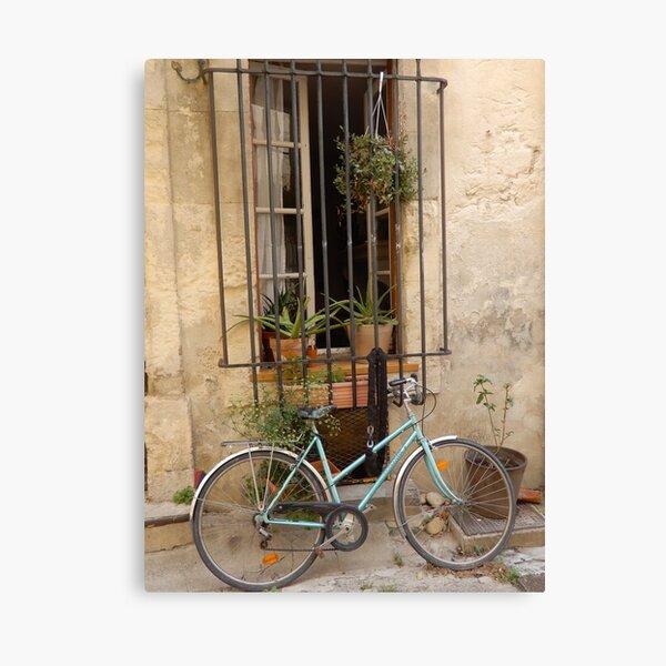 Window in Arles Canvas Print
