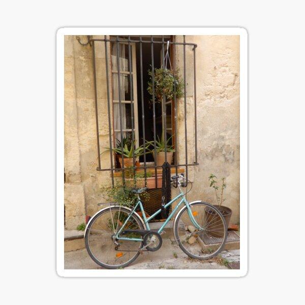 Window in Arles Sticker
