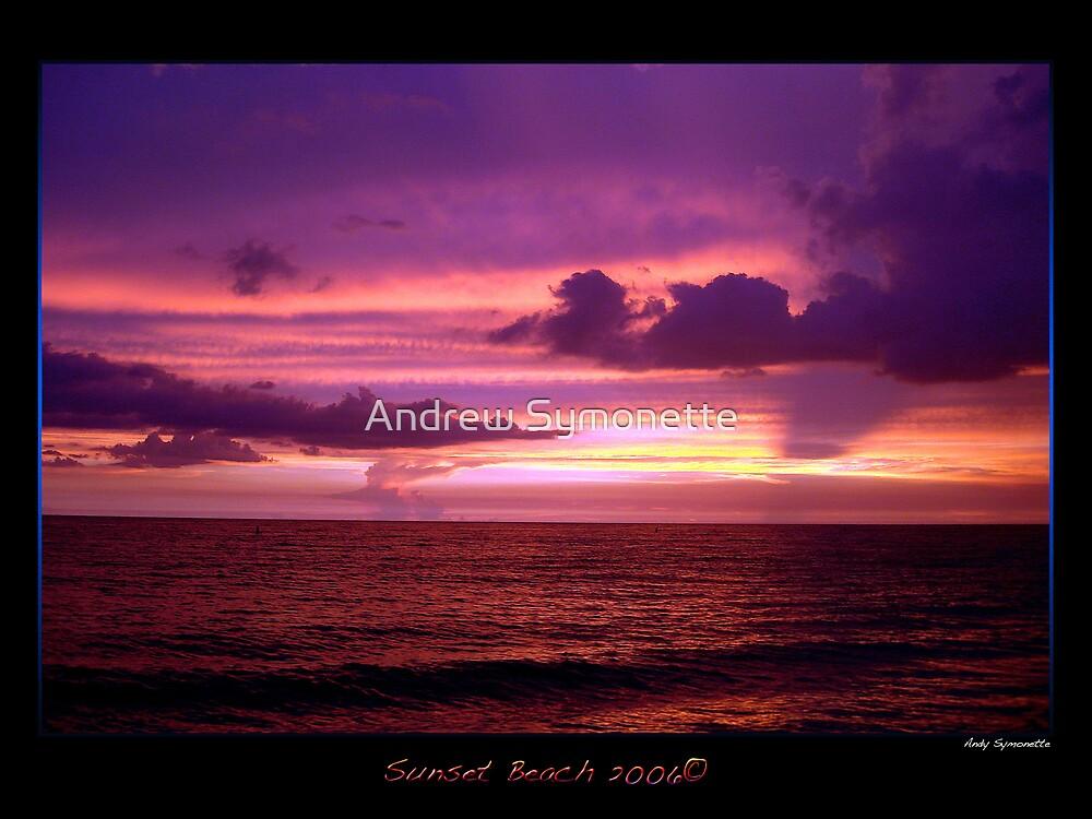 Sunset Beach 2006© by Andrew Symonette