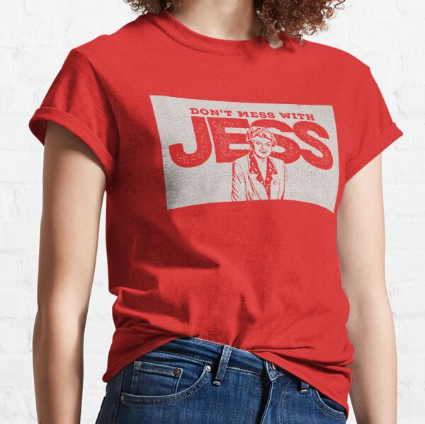 Murder, She Wrote: Don't Mess With Jess  Classic T-Shirt