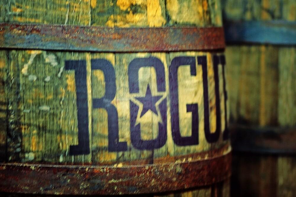Rogue Barrel by banncrawford
