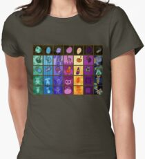 Changelings Womens Fitted T-Shirt