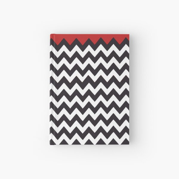 Mistery Texture Hardcover Journal
