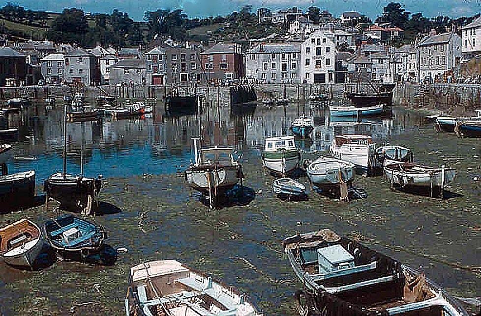 Somewhere in Devon or Cornwall by georgieboy98