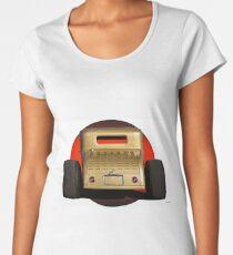 1930-31 Ford Coupe 'Louvers 4 U' I Women's Premium T-Shirt