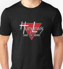 Huey Lewis et les nouvelles T-shirt unisexe
