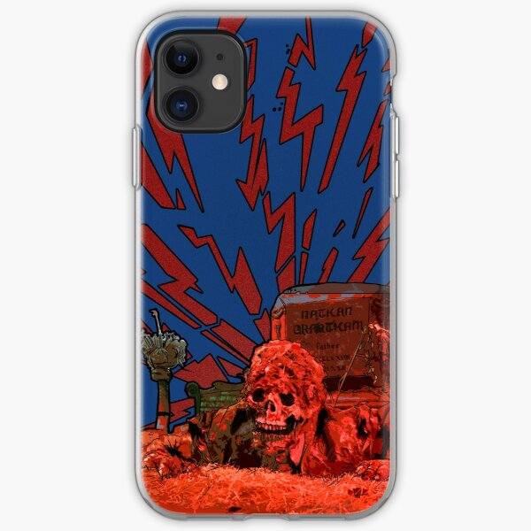 Creepshow- Fathers Day Zombie iPhone Soft Case