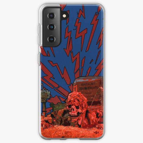 Creepshow- Fathers Day Zombie Samsung Galaxy Soft Case