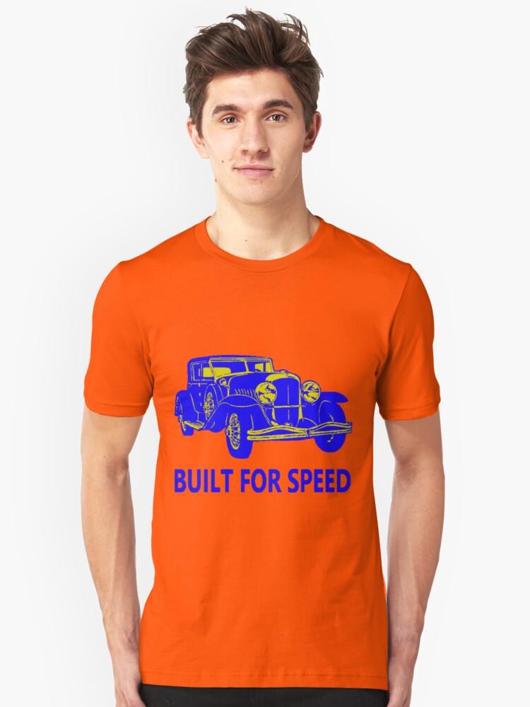 Duesenberg Unisex T-Shirt Front