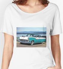 1956 Ford Crown Victoria I Women's Relaxed Fit T-Shirt
