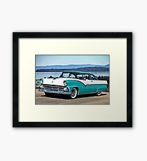 1956 Ford Crown Victoria I Framed Print