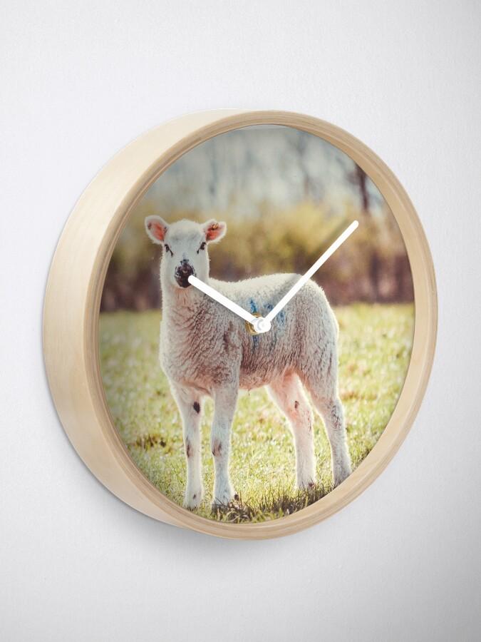 Alternative Ansicht von Lamm Uhr