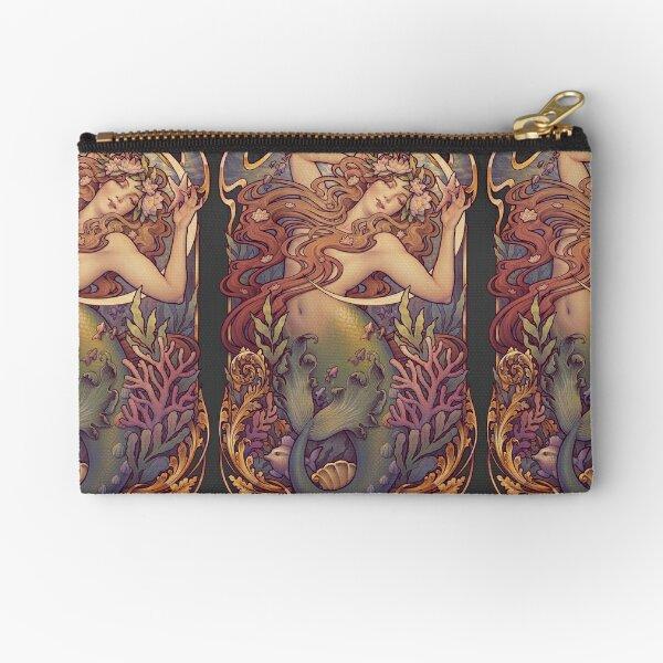 Andersen's Little Mermaid Zipper Pouch