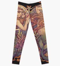 Andersen's Little Mermaid Leggings