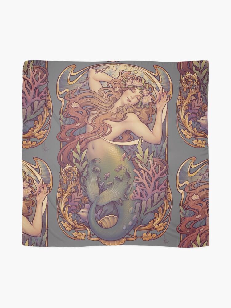 Alternate view of Andersen's Little Mermaid Scarf