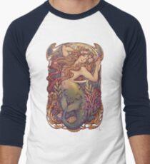 Andersen's Little Mermaid Men's Baseball ¾ T-Shirt