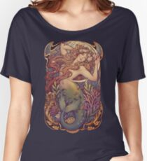 Andersen's Little Mermaid Women's Relaxed Fit T-Shirt
