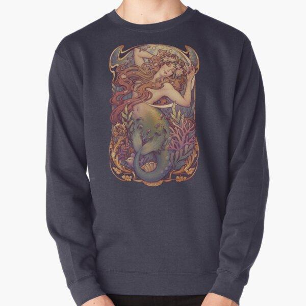 Andersen's Little Mermaid Pullover Sweatshirt