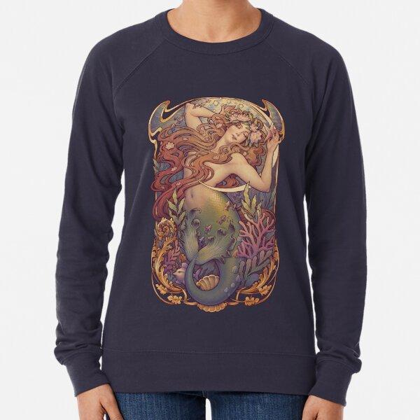 Andersen's Little Mermaid Lightweight Sweatshirt