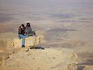 Desert view by Moshe Cohen