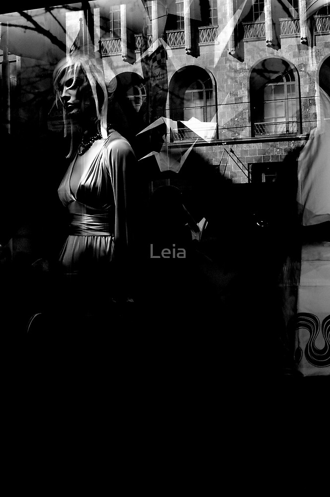 Reflect by Leia