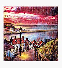 Sweet Whitby Photographic Print