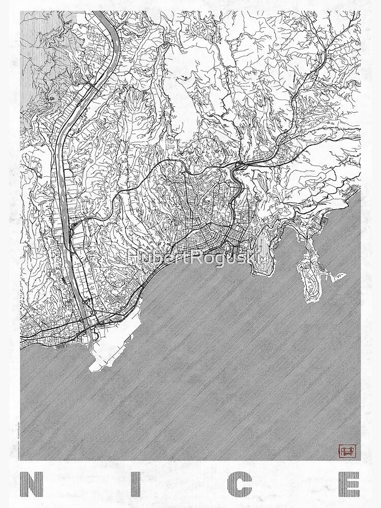 Nice Map Line by HubertRoguski
