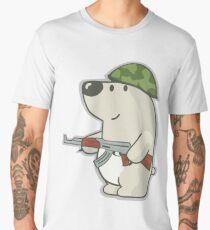 "CSGO: Sticker ""Nelu The Bear"" Men's Premium T-Shirt"