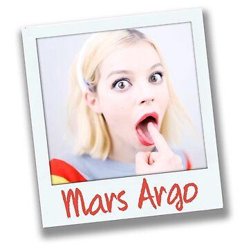 Mars Argo by craigistkrieg