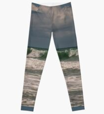 Ocean waves Leggings