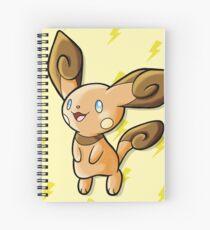 Alolan Pichu! Spiral Notebook