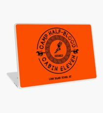 Percy Jackson - Camp Half-Blood - Cabin Eleven - Hermes Laptop Skin