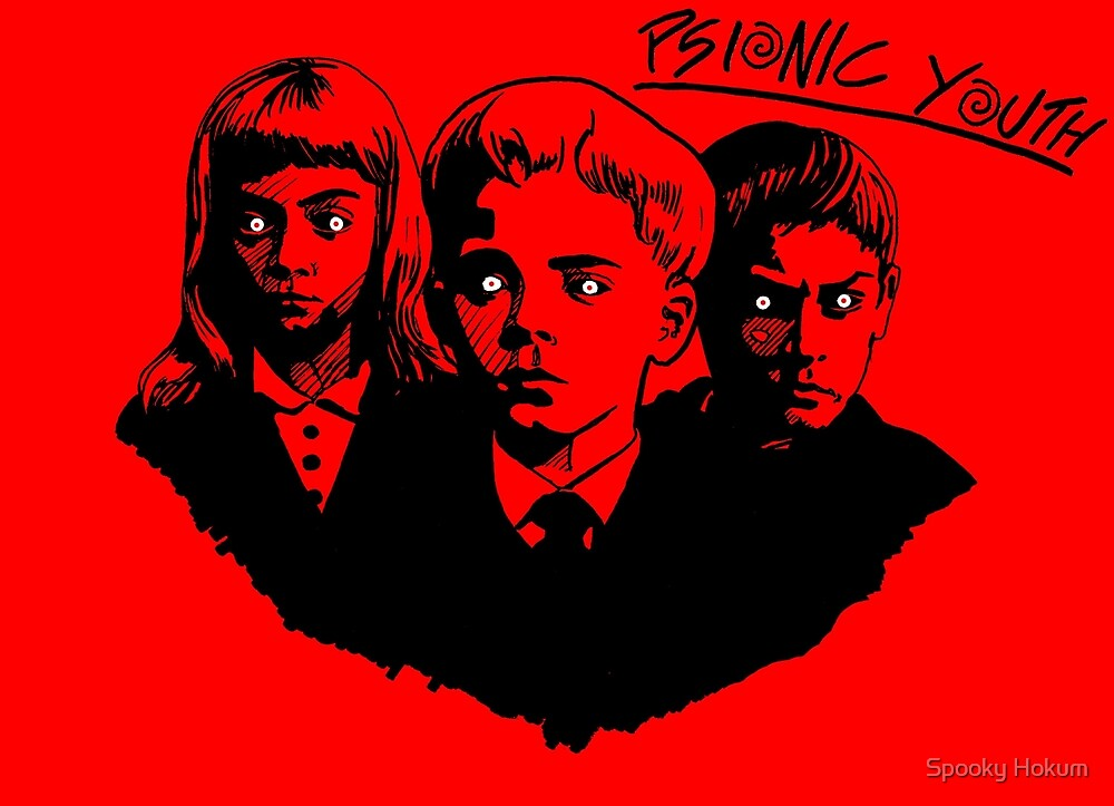 Psionic Youth by Spooky Hokum