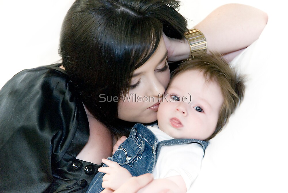 A Mothers Love by Sue Wilson (Kane)