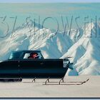 The 37' Snowsenberg by Richard  Gerhard